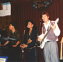 The Repercussions live at Chelsea Street Pub in the '90s